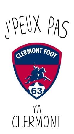 Je peux pas ya Clermont