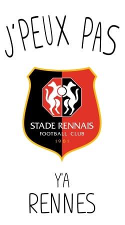Je peux pas ya Rennes