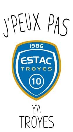 Je peux pas ya Troyes