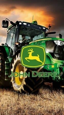 John Deer tractor Farm