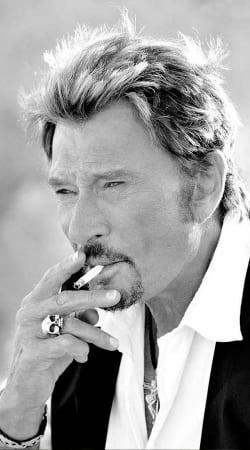 johnny hallyday Smoke Cigare Hommage