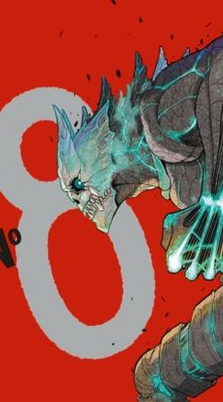Kaiju Number 8