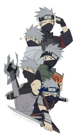 Kakashi Evolution