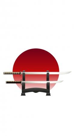 Katana Japan Traditionnal