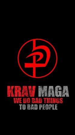 Krav Maga Bad Things to bad people