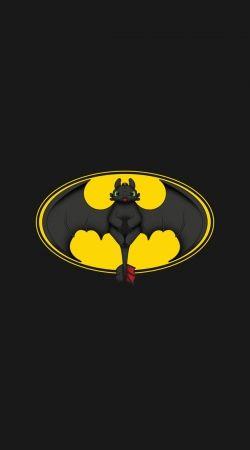 Krokmou x Batman