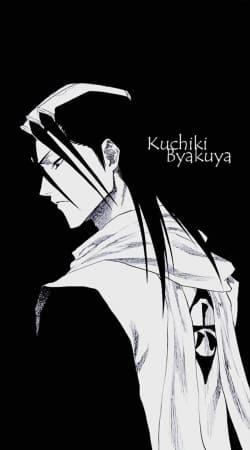 Kuchiki Byakuya Fanart