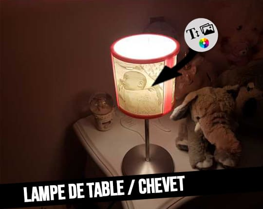 Table / bedside lamp