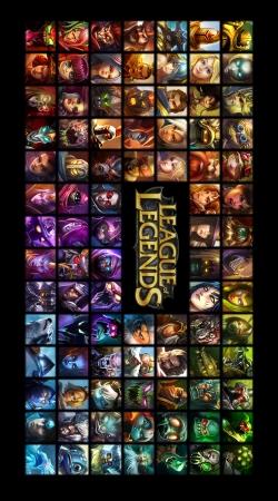 League Of Legends LOL - FANART