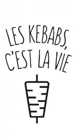 Les Kebabs cest la vie