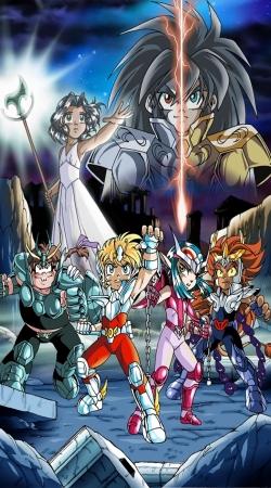 Les legendaires x Saint Seya