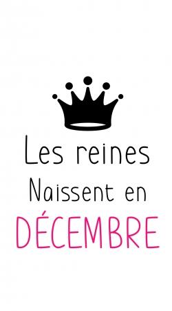 Les reines naissent en decembre