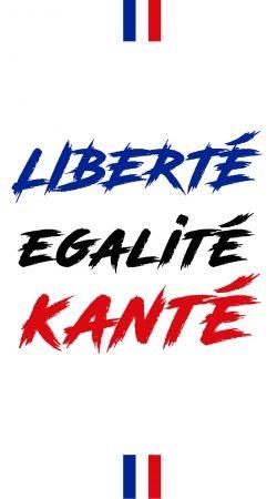 Liberte egalite Kante