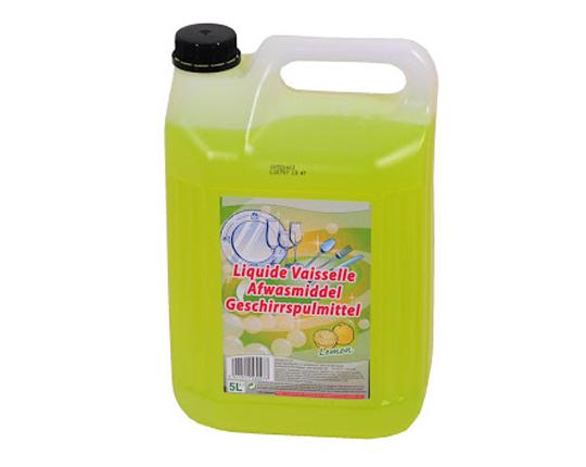 Lemon dishwashing liquid - 5 L