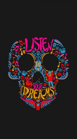 Listen to your dreams Tribute Coco