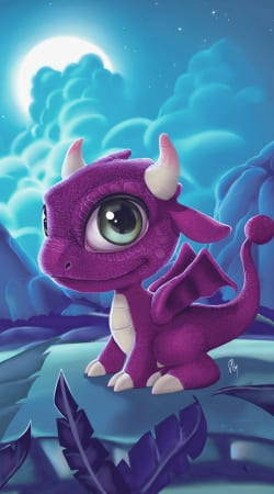 Artwork Little Dragon do Samsung Galaxy ACE 2 i8160