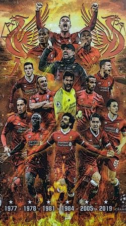 Liverpool Champion 2019 Tribute