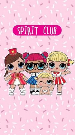 Lol Surprise Dolls Cartoon