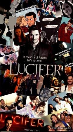 Lucifer Collage