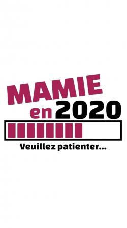 Mamie en 2020
