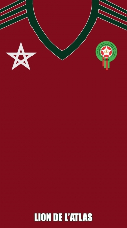 Marocco Football Shirt