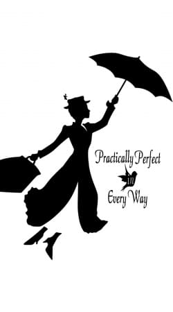 Mary Poppins Perfect in every way