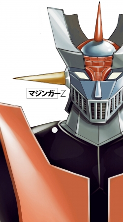 Artwork Mazinger z do Samsung Galaxy ACE 2 i8160