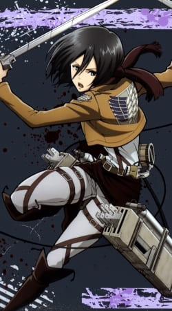 Mikasa Titan
