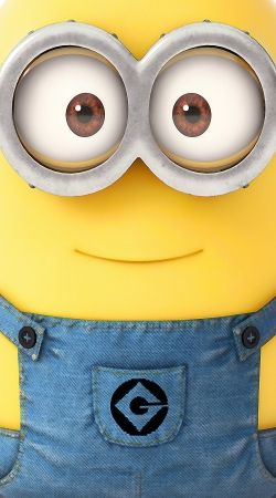 Minions Face