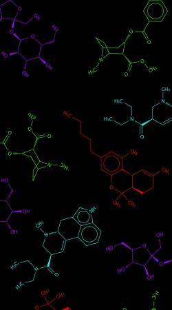 Molecule symbole