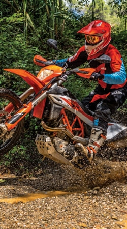 Moto Ktm Enduro Photography jungle