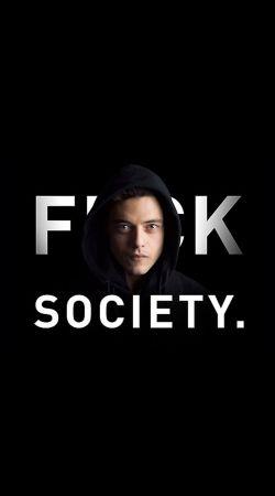 Mr Robot Fuck Society