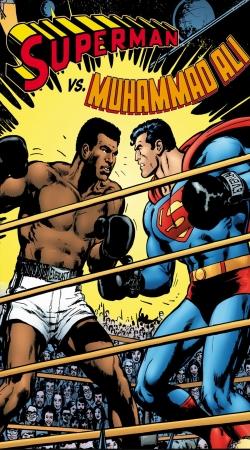Muhammad Ali Super Hero Mike Tyson Boxen Boxing