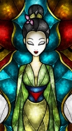 Artwork Mulan Bring honor to all do Samsung Galaxy ACE 2 i8160