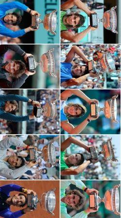 Nadal Evolution