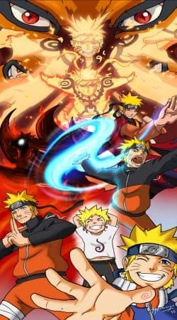 Naruto Evolution