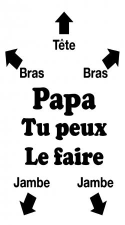 Notice pour papa