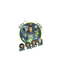 Artwork Outer Space Collection: One Direction 1D - Harry Styles do Samsung Galaxy Young S6310