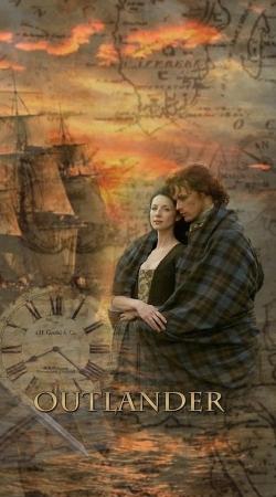 Outlander Collage