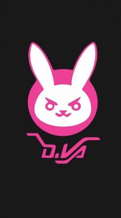 Overwatch D.Va Bunny Tribute