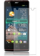 2 in 1 Acer Liquid E3 Displayschutzfolie