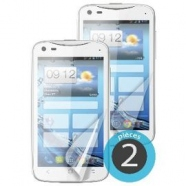 2 in 1 Acer Liquid S1 Displayschutzfolie