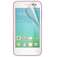 2 in 1 Alcatel Onetouch POP S3 Displayschutzfolie