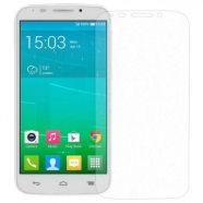 2 in 1 Alcatel Pop S7 Displayschutzfolie