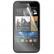 2 in 1 HTC Desire 310 Displayschutzfolie