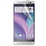 2 in 1 HTC One M8 Displayschutzfolie