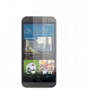 2 in 1 HTC One M9 Displayschutzfolie