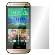 2 in 1 HTC One Mini 2 (M8) Displayschutzfolie