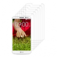 2 in 1 LG G2 Mini Displayschutzfolie
