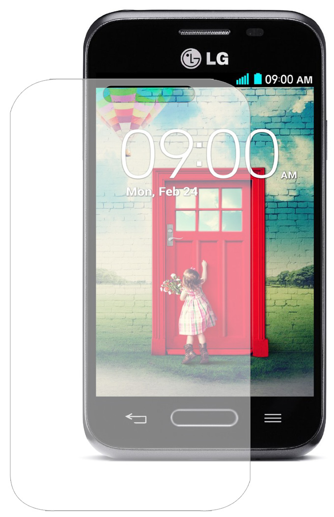 Screen Protector 2-in-1 Pack - LG L40